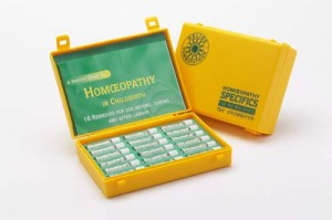 18 Remedy Helios Homeopathic Childbirth Kit